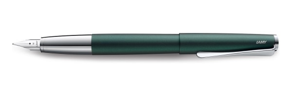 Lamy - Studio - Stilografica - Racing Green