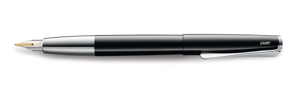 Lamy - Studio - Stilografica - Piano Black