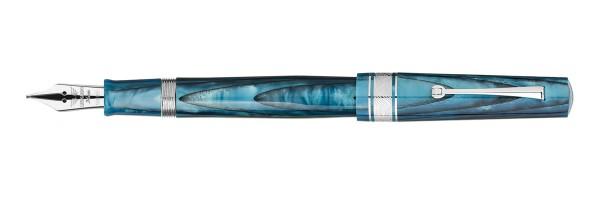 Leonardo Officina Italiana - Cuspide - Blu Sea ST Music Nib - Fountain pen