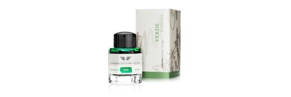 Leonardo Officina Italiana - 40 ml. Ink Bottle - Forest Green