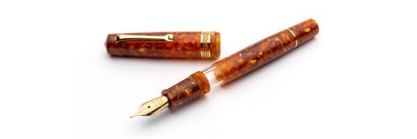Leonardo Officina Italiana - Momento Magico - Miele GT - Fountain pen - Steel nib