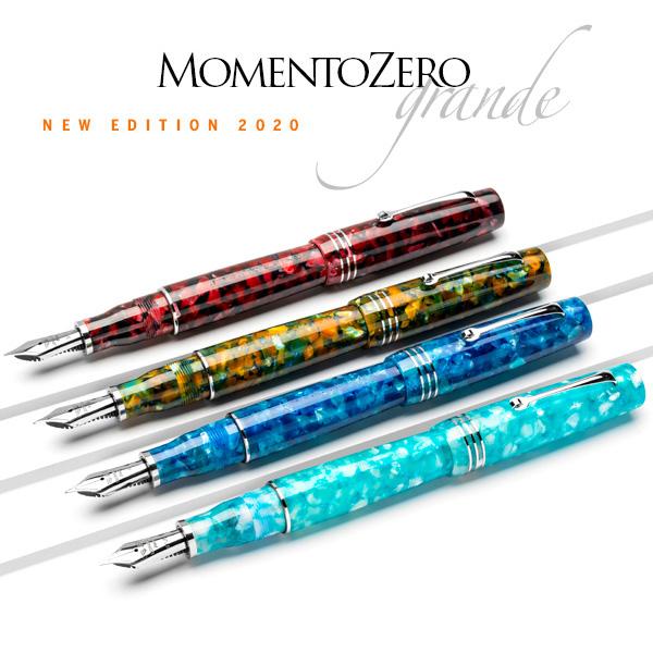 New - Momento Zero Grande 2020