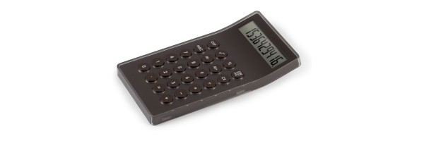 Lexon - Calculator - Mastercal - Brown