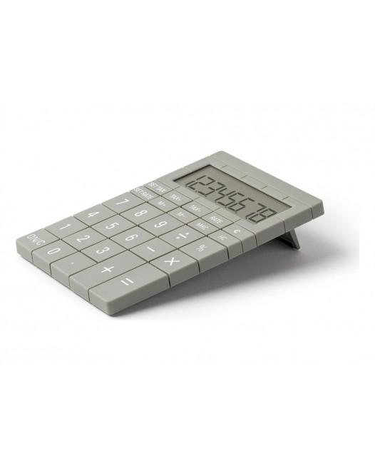 Lexon - Calcolatrice - Mozaik - Grigio Chiaro