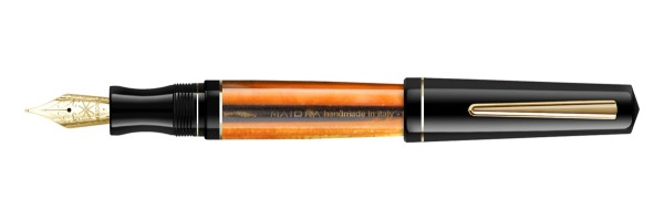 Maiora - Impronte - Mirro-R - Fountain pen Oversize - Steel nib
