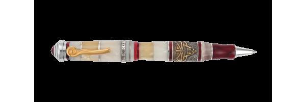 Marlen - San Pietro - Rollerball Pen Silver