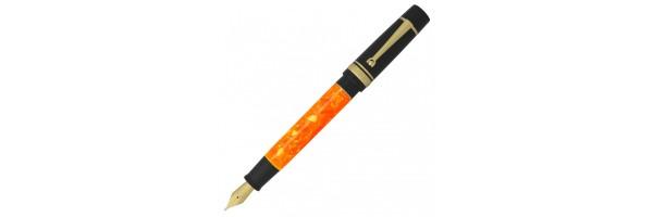MarteModena - Dolcevita Federico - Orange-Black GT - Stilografica