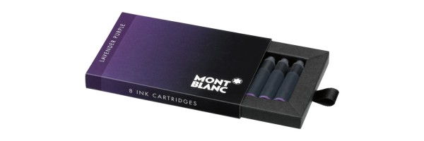 Montblanc - Fountain Pen Cartridges - Lavender Purple