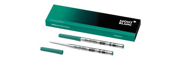 Montblanc - 2 x Refill Sfera - Fortune Green (verde) M ( Medio )