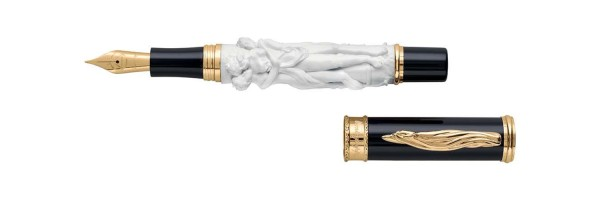 Montegrappa - Antonio Canova - Gold - Fountain Pen