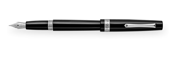 Montegrappa - Armonia - Black Fountain Pen