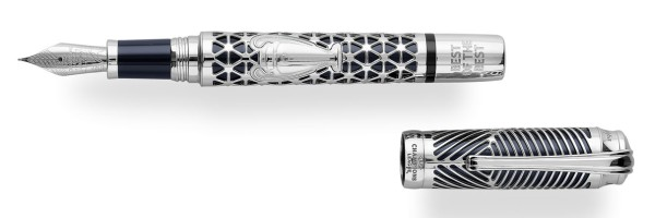 Montegrappa - Best Of The Best - Silver Fountain Pen