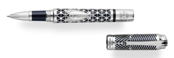 Montegrappa - Best Of The Best - Silver Rollerball Pen