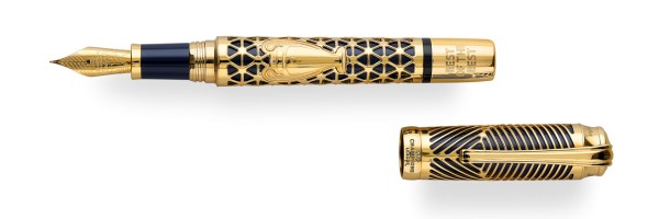 Montegrappa - Best Of The Best - Solid Gold 18kt. -  Fountain Pen