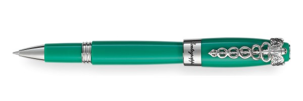 Montegrappa - Caduceus - Rollerball Medical Green
