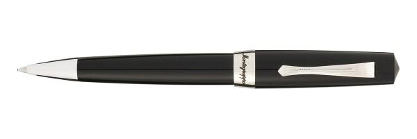 Montegrappa - Elmo 02 - Glossy black - Ballpoint Pen