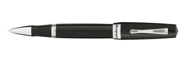 Montegrappa - Elmo 02 - Glossy black - Rollerball Pen