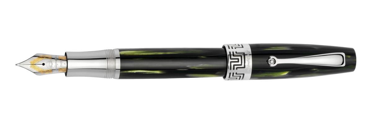 Montegrappa - Extra 1930 - Stilografica Nero/Bambù