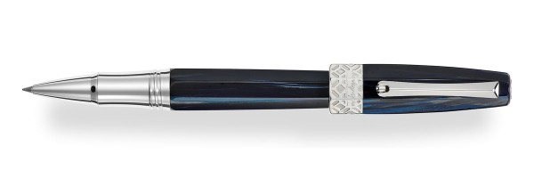 Montegrappa - Extra otto - Roller - Butterfly Blu