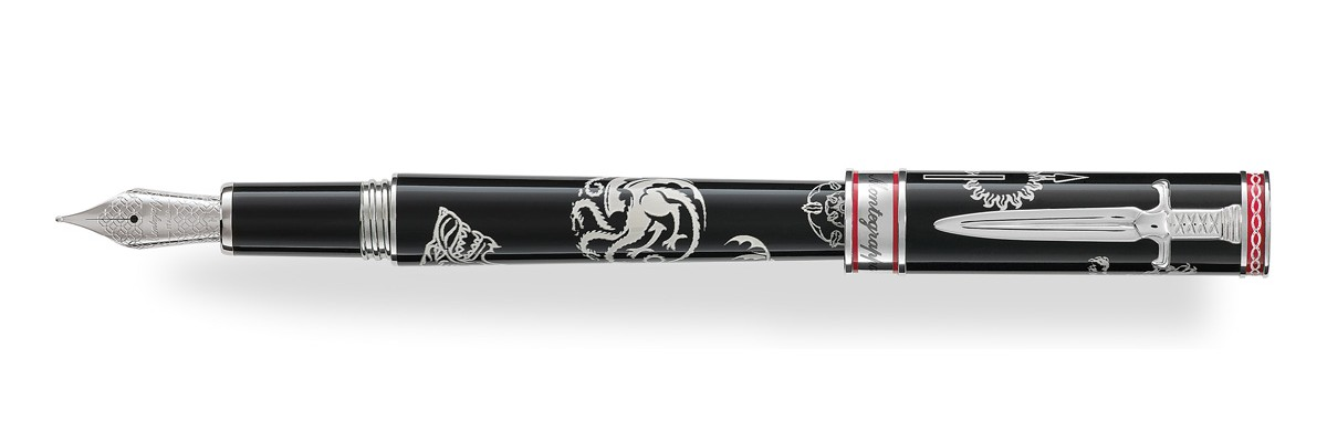 Montegrappa - Game of Thrones - Westeros - Stilografica