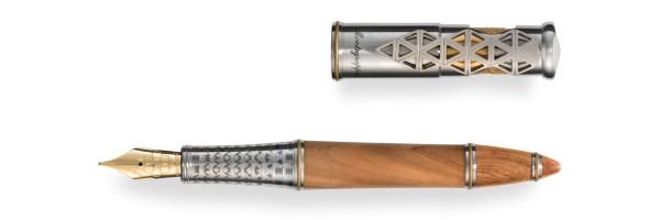 Montegrappa - Leonardo Da Vinci 500 Th Anniversary - Fountain Pen