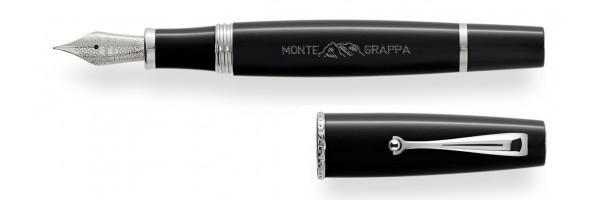 Montegrappa - Monte Grappa Nera - Stilografica