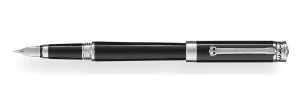 Montegrappa - Parola Slim - Stilografica nera