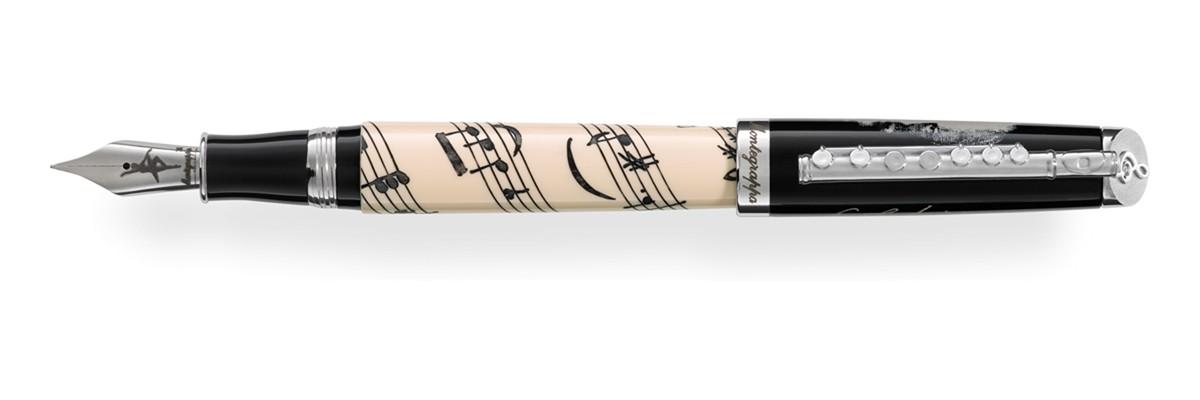 Montegrappa - Tchaikovsky White Swan - Fountain Pen
