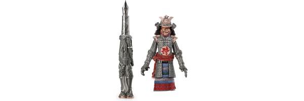 Montegrappa - Samurai - Silver Fountain Pen