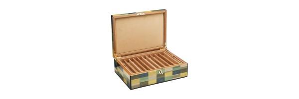 Pen Case - Mestre wood - 20 seats