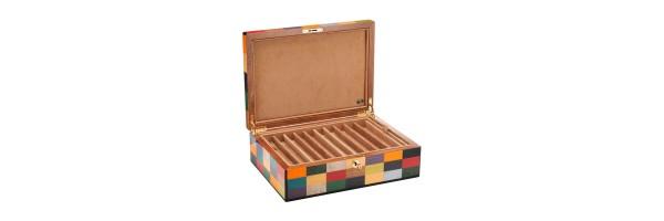 Pen Case - Rialto wood - 20 seats