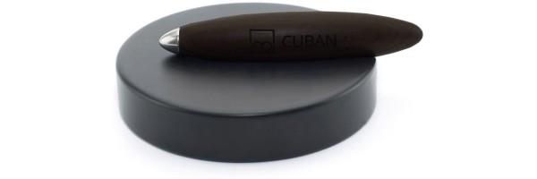 Napkin - Cuban - Base - Legno Nero