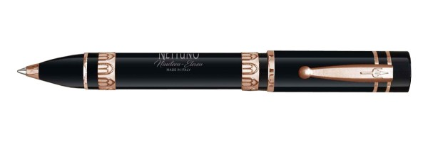 Crono Rose Gold - Ballpoint Pen - Nettuno Nineteen Eleven