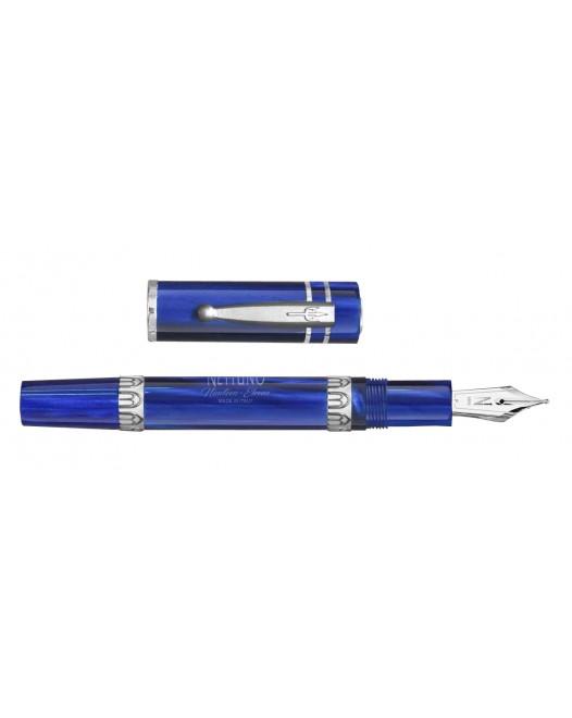 Nettuno - Oceano Deep Blue - Nineteen Eleven - Stilografica