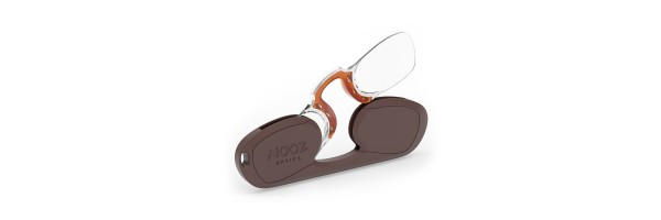 Nooz - Occhiale da lettura - Rettangolari - Mocha