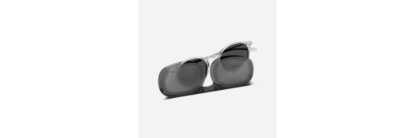 Nooz - Reading Sunglasses - Cruz - Crystal