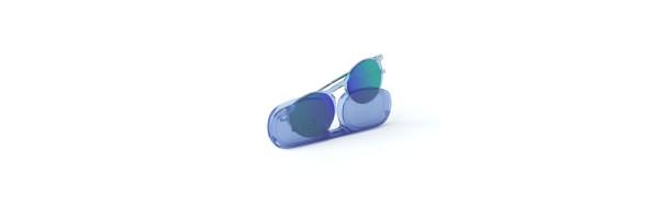 Nooz - Sunglasses - Cruz - Light Blue