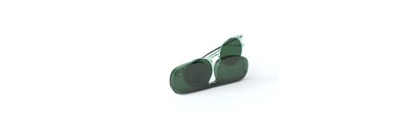 Nooz - Sunglasses - Cruz - Light Green