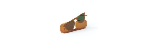 Nooz - Sunglasses - Dino - Honey
