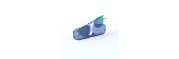 Nooz - Sunglasses - Dino - Light Blue
