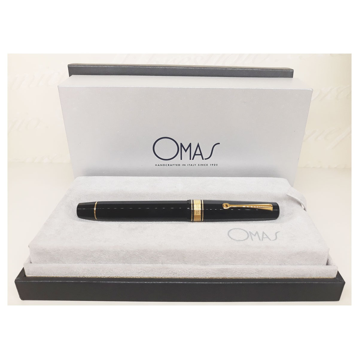 Omas - Arte Italiana - The Paragon GT - Fountain pen
