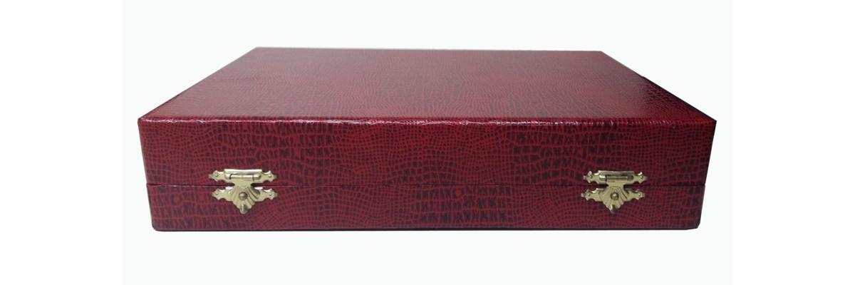 Omas - Extra - Bordeaux Celluloid - Original from 1992 - Fountain pen