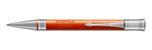 Parker - Duofold - Classic Big Red CT Vintage - Penna a sfera