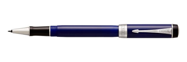 Parker - Duofold - Classic Blue CT - Roller