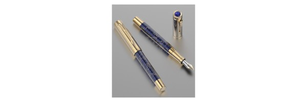 Parker - Duofold 2018 - The Craft of Traveling - Fountain Pen