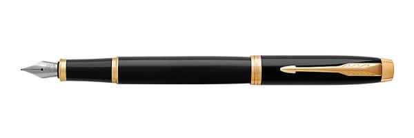 Parker - IM - Black GT - Fountain Pen