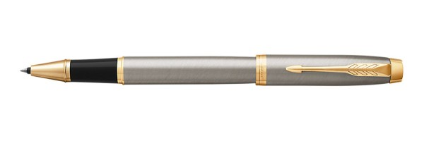 Parker - IM - Brushed Metal GT - Roller