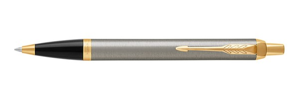 Parker - IM - Brusched Metal GT - Penna a sfera