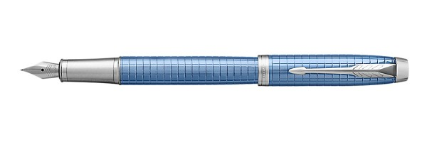 Parker - IM Premium - Blue CT - Fountain Pen