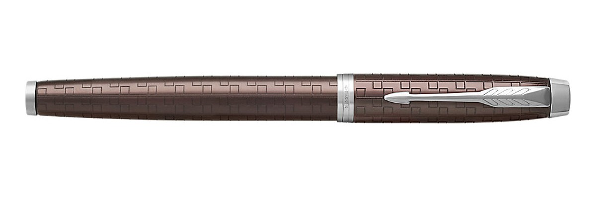 Parker - IM Premium - Brown CT - Stilografica